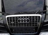 Audi Q5 Бампер S-line Капот Фара ксенон в сборе, бу