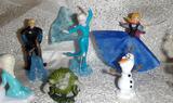 Киндер игрушки из коллекции Холодное сердце