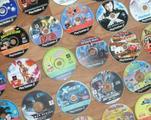 33 Диска для Sony Playstation2